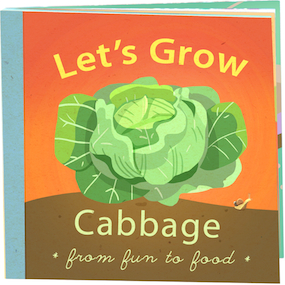 Let's Grow Cabbage