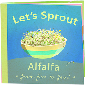 Lets's Sprout Alfalfa